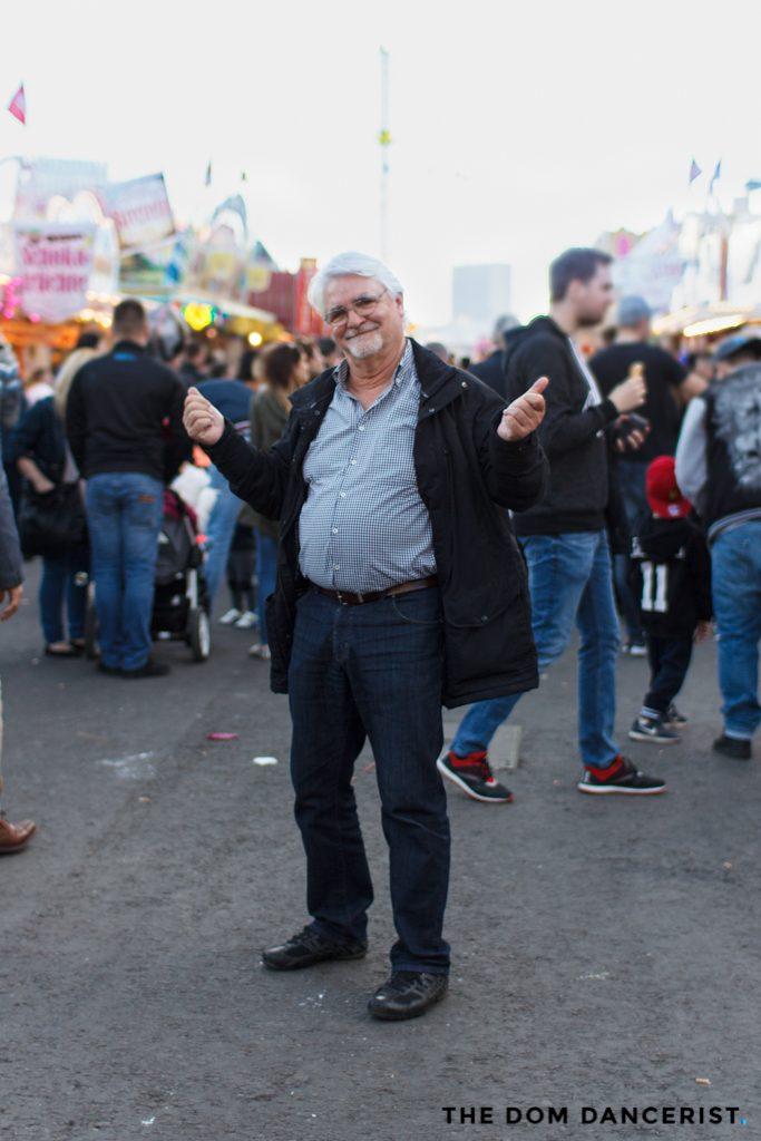 Michael Fischer, 67 – The Dom Dancerist
